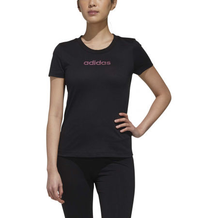 Női póló - adidas WOMENS ESSENTIALS BRANDED TEE - 3