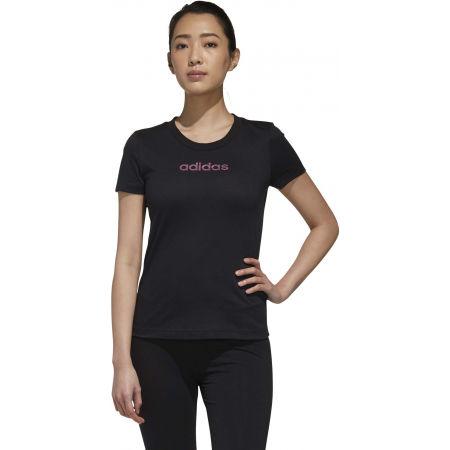 Női póló - adidas WOMENS ESSENTIALS BRANDED TEE - 4