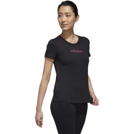 Női póló - adidas WOMENS ESSENTIALS BRANDED TEE - 5