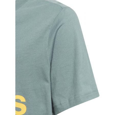 Jungen Sportshirt - adidas YB FAV AOP FZ TEE - 3