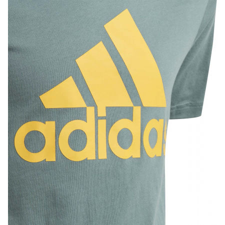 Jungen Sportshirt - adidas YB FAV AOP FZ TEE - 4