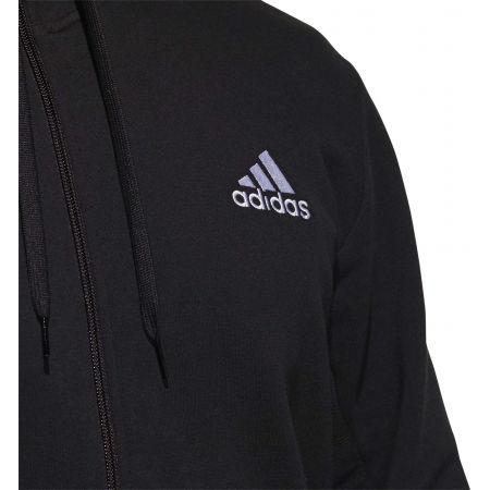 Herren Sweatshirt - adidas MENS ESSENTIALS COMFORT HOODED TRACKTOP - 8