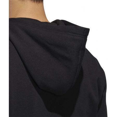 Herren Sweatshirt - adidas MENS ESSENTIALS COMFORT HOODED TRACKTOP - 10