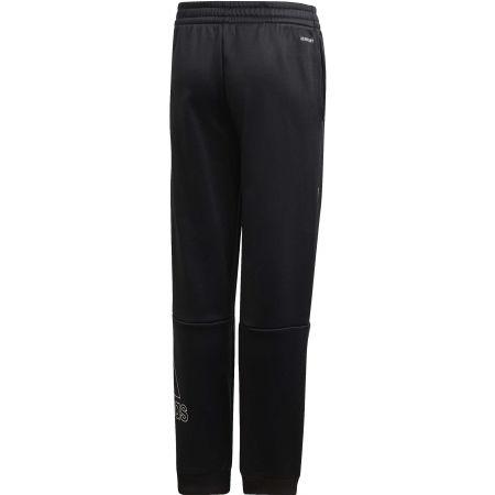 Girls' sweatpants - adidas YOUNG GIRLS AEROREADY PANT - 2
