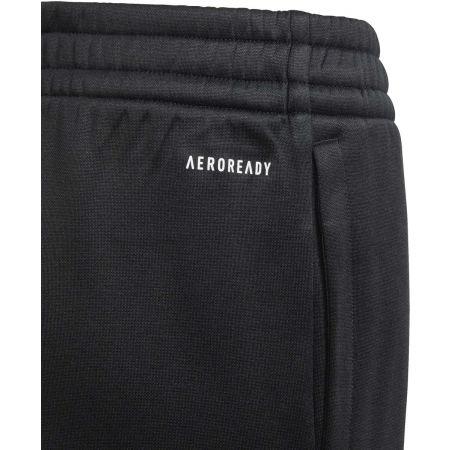 Girls' sweatpants - adidas YOUNG GIRLS AEROREADY PANT - 4