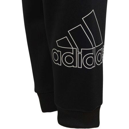 Girls' sweatpants - adidas YOUNG GIRLS AEROREADY PANT - 5