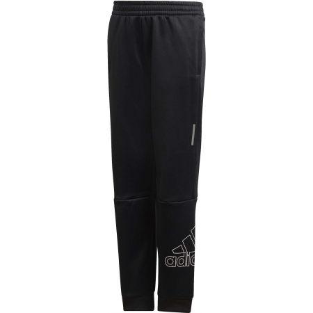 Girls' sweatpants - adidas YOUNG GIRLS AEROREADY PANT - 1