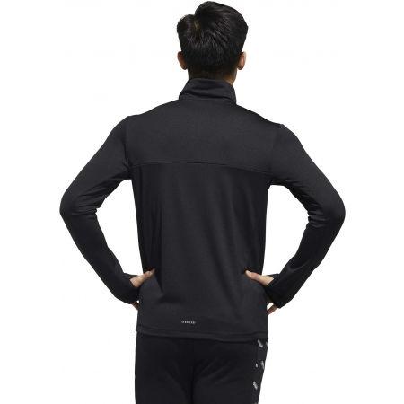 Férfi pulóver edzéshez - adidas MENS INTUTIVE WARM 1/4 ZIP - 7