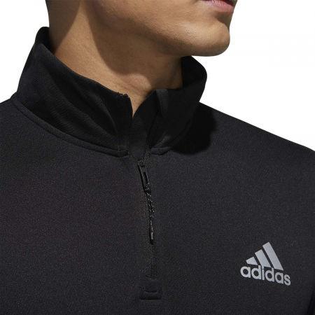Мъжки спортен суитшърт - adidas MENS INTUTIVE WARM 1/4 ZIP - 8
