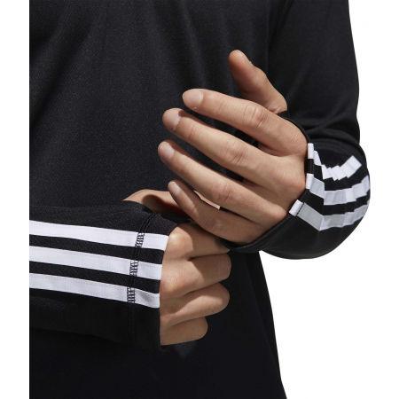 Men's training sweatshirt - adidas MENS INTUTIVE WARM 1/4 ZIP - 9