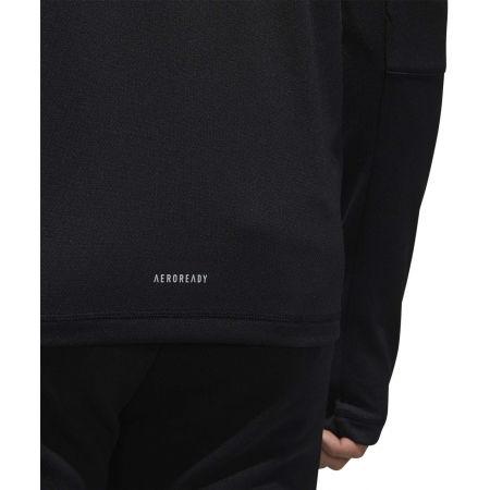 Men's training sweatshirt - adidas MENS INTUTIVE WARM 1/4 ZIP - 10