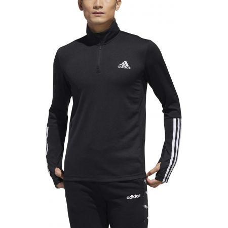 Férfi pulóver edzéshez - adidas MENS INTUTIVE WARM 1/4 ZIP - 3