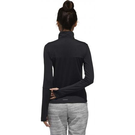 Damen Sweatshirt - adidas WOMEN INTUITIVE WARMTH 1/4 ZIP LONGSLEEVE - 7