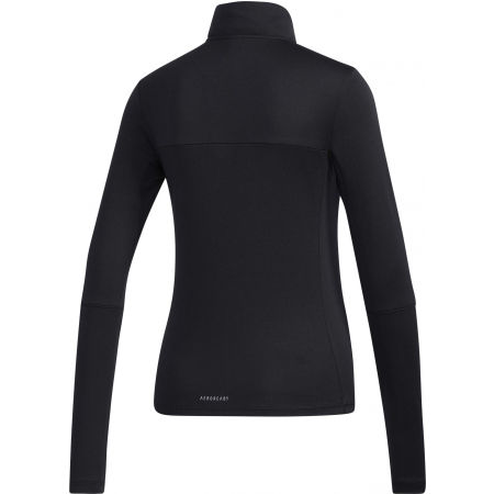 Női pulóver - adidas WOMEN INTUITIVE WARMTH 1/4 ZIP LONGSLEEVE - 2