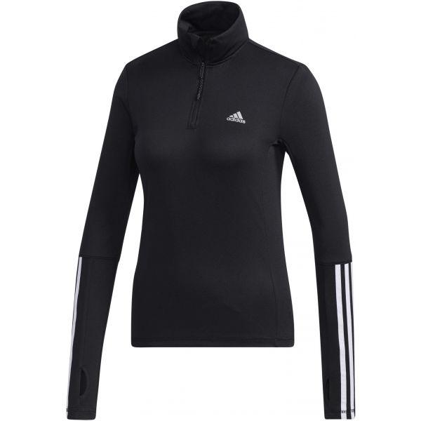 adidas WOMEN INTUITIVE WARMTH 1/4 ZIP LONGSLEEVE  M - Dámska športová mikina
