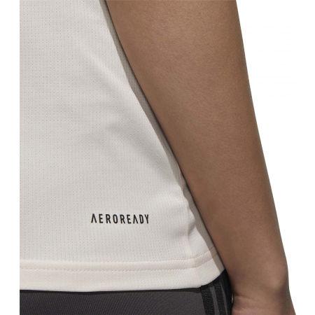 Damen Sporttrikot - adidas DESIGNED TO MOVE SOLID TEE - 10