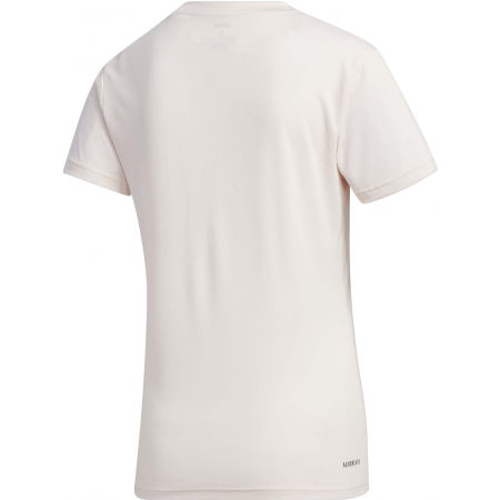 Women's sports T-shirt - adidas DESIGNED TO MOVE SOLID TEE - 2