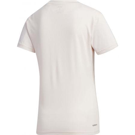 Damen Sporttrikot - adidas DESIGNED TO MOVE SOLID TEE - 2