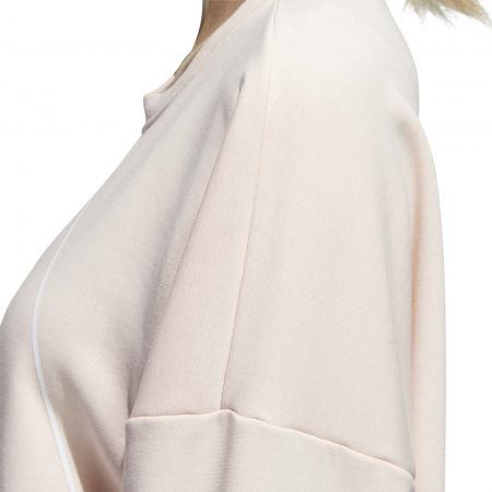 Hanorac femei - adidas WOMENS FAVOURITES BIG LOGO SWEATSHIRT - 9