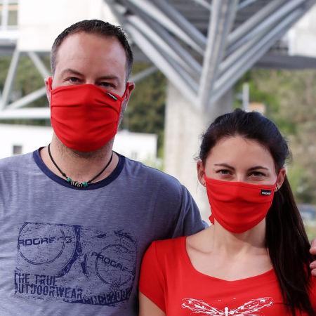 Gesichtsmaske mit Täschchen - Progress GESICHTSMASKE LITE - 3