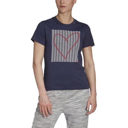Dámske tričko - adidas W ADI HEART T - 3