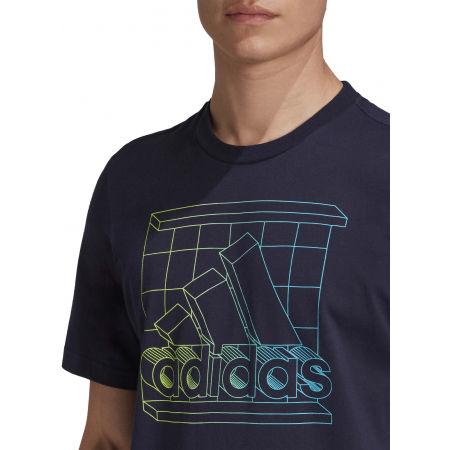 Men's T-Shirt - adidas RTRMD LG T - 8