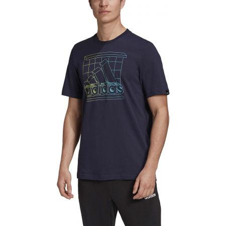 Men's T-Shirt - adidas RTRMD LG T - 3
