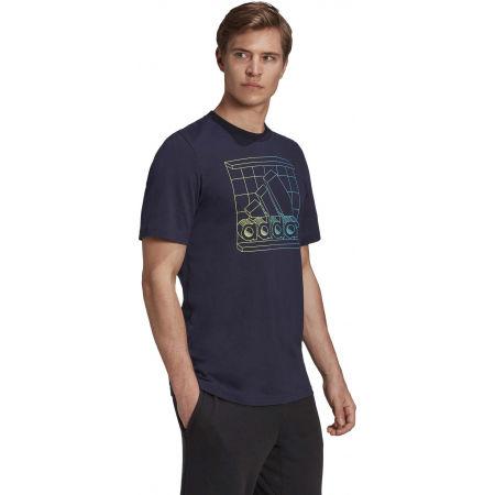 Men's T-Shirt - adidas RTRMD LG T - 6