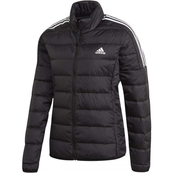 adidas ESS DOWN JKT černá L - Dámská péřová bunda