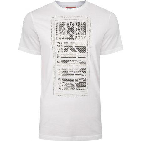Pánske tričko - Kappa LOGO BISTAMP - 1