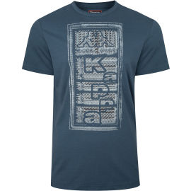Kappa LOGO BISTAMP - Pánské tričko
