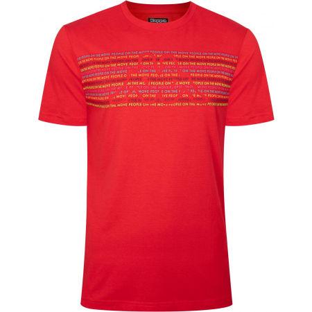 Pánske tričko - Kappa LOGO BOPER - 1