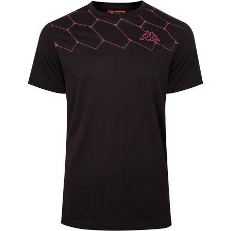 Pánske tričko - Kappa LOGO AREBO - 1