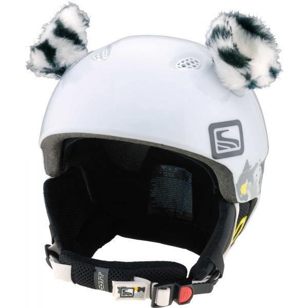 Crazy Ears UŠI-TIGER BIELY - Uši na prilbu