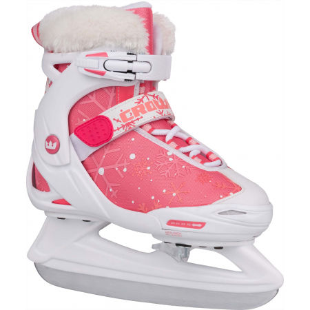 Crowned PRINCESS - Girls ice skates