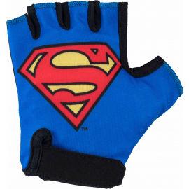 Warner Bros SUPERMAN - Dětské cyklistické rukavice