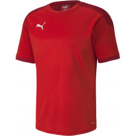 Puma TEAM FINAL 21 TRAINING JERSEY - Koszulka treningowa męska
