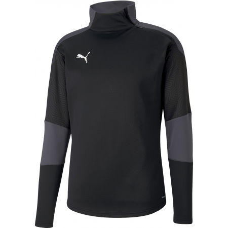 Puma TEAM FINAL 21 TRAINING FLEECE - Hanorac de antrenament bărbați