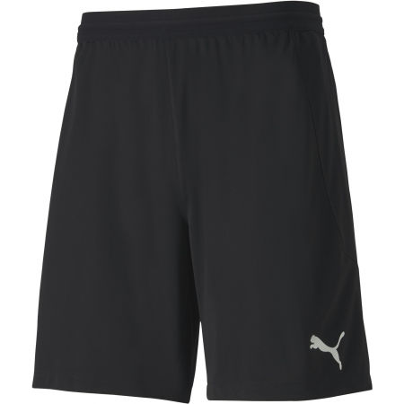 Puma TEAM FINAL 21 KNIT SHORTS - Spodenki męskie
