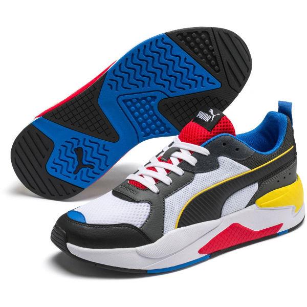 Puma X-RAY černá 5.5 - Pánské vycházkové boty