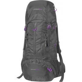 Crossroad SHERPA 50+10 - High-capacity hiking backpack