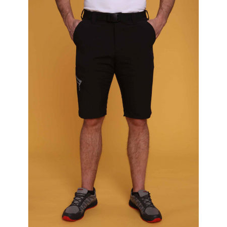 Men's softshell shorts - Loap URRO - 2