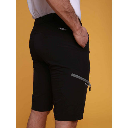 Men's softshell shorts - Loap URRO - 3