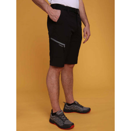 Men's softshell shorts - Loap URRO - 4