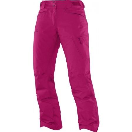 FANTASY PANT W - Dámské zimní kalhoty - Salomon FANTASY PANT W ca199e86ab