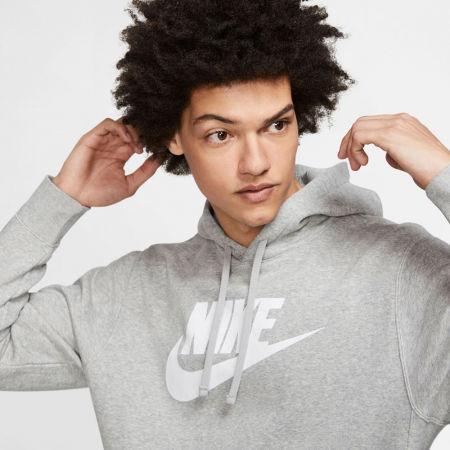 Bluza męska - Nike NSW CLUB HOODIE PO BB GX M - 5