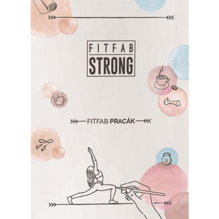 Pracovní sešit - Fitfab Strong FITFAB PRACÁK - 1