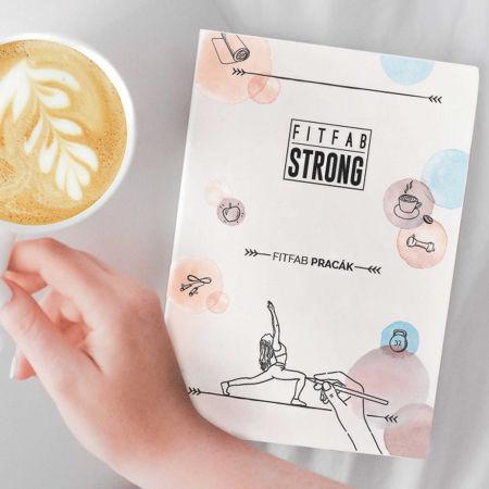 Pracovní sešit - Fitfab Strong FITFAB PRACÁK - 3