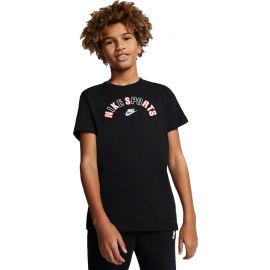 Nike NSW TEE GET OUTSIDE 2 B - Chlapčenské tričko