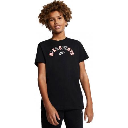 Chlapecké tričko - Nike NSW TEE GET OUTSIDE 2 B - 1
